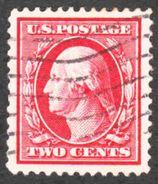 United States - Scott #375 Used - Stati Uniti