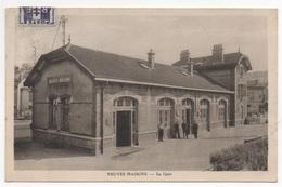 54 MEURTHE ET MOSELLE - NEUVES MAISONS La Gare (voir Descriptif) - Neuves Maisons