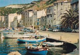 BONIFACIO. - Le Port. Nombreuses Voitures Années 60 - France