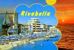 Rivabella - Rimini - Formato Grande Viaggiata – E 2 - Rimini