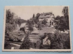 LAC De DONCK ( Overmere ) Vue De L'Hôtel WELCOME ( Tél : 64 ) ( Thill ) Anno 19?? ( Zie Foto Voor Details ) !! - Berlare