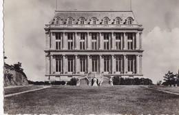 AJACCIO. - Le Château De La PUNTA . CPM Dentelée  Noir Et Blanc - Ajaccio