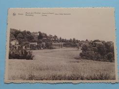VOSWEG Chemin Du Renard ORROIR ( Vers L'Hotel Balmoral ) ( Devos-Lemahieu ) Anno 19?? ( Zie Foto Voor Details ) !! - Kluisbergen