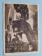 De Kostelijke Predikstoel In De Lieve Dorpskerk ( Uitg Vetters / Foto J. Wouters ) Anno 19?? ( Zie Foto Voor Details ) ! - Olen