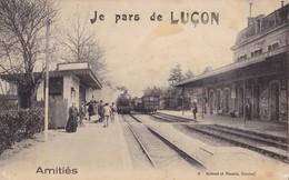 LUCON -    Je Pars De .... - Lucon