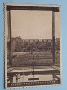 O.L.Vrouw Ten Doorn Inrichting - St. Theresia Afdeeling Den Tuin ( H. De Groote ) Anno 1949 ( Zie Foto Voor Details ) ! - Eeklo