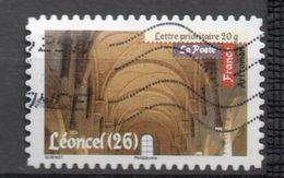 FRANCE : 2010 Oblitéré - ART ROMAN - KlebeBriefmarken
