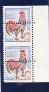 N°1331** Piquage A Cheval Sur 2 Exemplaires Sup!! - Variétés Et Curiosités