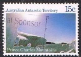 Australian Antarctic Territory SG66 1985 Definitive 15c Good/fine Used [16/14952/6D] - Australian Antarctic Territory (AAT)