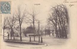 LUCON -    La Place Belle-Croix. - Lucon