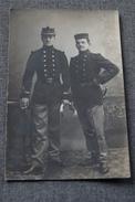 Armée Belge,Carte Photo,Poilus1908,oblitération De Luttre, Militaire, Ancienne Originale Pour Collection - War 1914-18