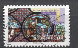 France 2011 Oblitéré : ART GOTHIQUE - KlebeBriefmarken