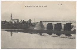 71 SAONE ET LOIRE - MARNAY Pont Sur La Saône - France
