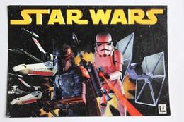 Carte Postale Publicitaire STAR WARS Jeu Vidéo LucasArts Ubi Soft 1997 - Merchandising