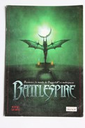 Carte Postale Publicitaire Battlesfire Jeu Vidéo Daggerfall Ubi Soft 1997 - Merchandising