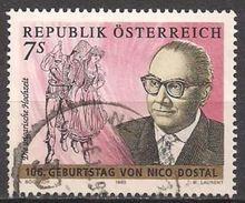 Österreich  (1995)  Mi.Nr.  2168  Gest. / Used  (8fk01) - 1945-.... 2. Republik