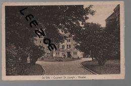 ST VITH COUVENT ST.JOSEPH KLOSTER....1922?? - Saint-Vith - Sankt Vith