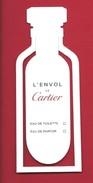CARTIER * L' ENVOL * DIFFERENT - Modernas (desde 1961)