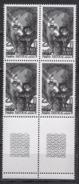FRANCE  1980 - BLOC DE 4 TP Y.T. N° 2098 - NEUFS** /B60 - France