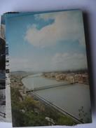 Hongarije Ungarn Magyar Budapest Panorama Of The City Nice - Hongarije