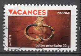 FRANCE 2009 Oblitéré : VACANCES - France