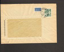 Frz.Zone Rhl.Pfalz 10 Pfg.Persönlk.u.Ansichten Auf Brief Aus Trier Von 1949 - Französische Zone