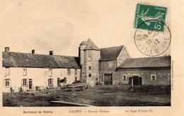 Cpa Banlieue De Reims .LAGERY - Cartes Postales