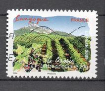 FRANCE 2009 Oblitéré : FLORE DES REGIONS N 2 - France