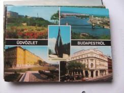Hongarije Ungarn Magyar Budapest Nice City Views - Hongarije