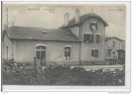 Belleville  La Gare - France