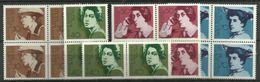 Bund 1975, 4x Nr. 826-29,  Postfrisch - Unused Stamps