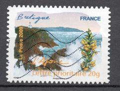 FRANCE 2009 Oblitéré : FLORE DES REGIONS N 1 - France