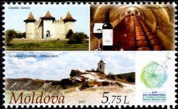 Moldova - 2017 - International Year Of Sustainable Tourism - Mint Stamp - Moldova