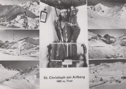 Autriche - St. Christoph Am Arlberg - Religion Saint - 1957 - St. Anton Am Arlberg