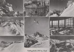 Autriche - Vallugabahn - Station Téléphérique - St. Anton Am Arlberg