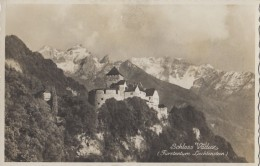 Liechtenstein - Vaduz - Schloss Vaduz - Liechtenstein