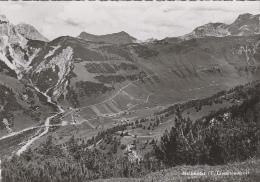 Liechtenstein - Maldun - Cachet Meinradhütte Malburn - Liechtenstein