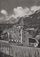 Liechtenstein - Vaduz - Rotes Haus - Liechtenstein