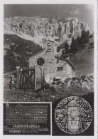 Liechtenstein - Malbun - Friedenskapelle Malbun - Liechtenstein