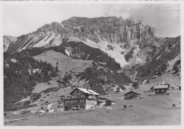 Liechtenstein - Malbun - Alpenhotel Mit Gamsgrat - Cachet Au Verso - Liechtenstein