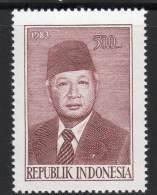 INDONESIE - 1983 - N°982 ** Président Suharto - Indonesia
