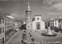 Portugal - Tomar - Igreja De S. Joao Baptista - Santarem