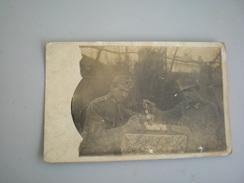 Militaria WW1  Easter Kuk Feldpost 326  Etappen Kommandantur No 276  Briefstempe 1917 - Guerre 1914-18