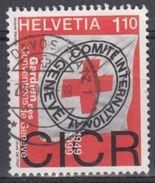 SUIZA 1999 Nº 1617 USADO - Suiza