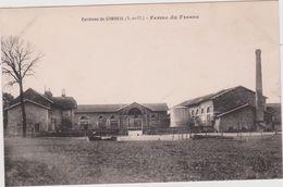 Essonne :env. De   CORBEIL  : Ferme  Du  Fresne    1915 - Corbeil Essonnes