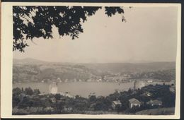 °°° 6421 - TURKEY - ISTANBUL - PANORAMA - 1955 With Stamps °°° - Turchia