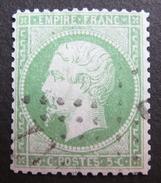 LOT DF/638 - NAPOLEON III - N°20 - LGC - 1862 Napoleon III