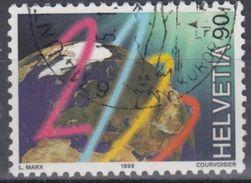 SUIZA 1999 Nº 1634 USADO - Suiza