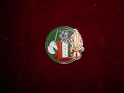 INSIGNE LEGION 1 RGT 4 CIE LICORNE 2003 N° 116 AU DOS FAB SEGALEN - Armée De Terre