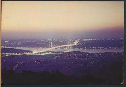 °°° 6425 - TURKEY - ISTANBUL Ve GUZELLIKLERI - CAMLICADAN BOGAZ - 1983 °°° - Turchia